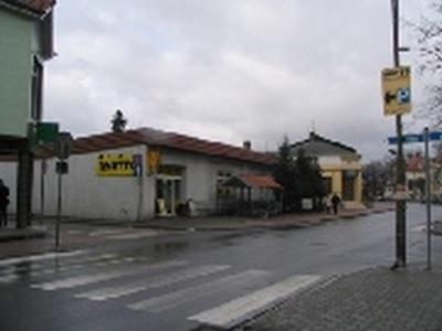 Netto w centrum miasta