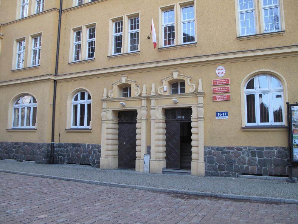 Starostwo Powiatowe w Białogardzie