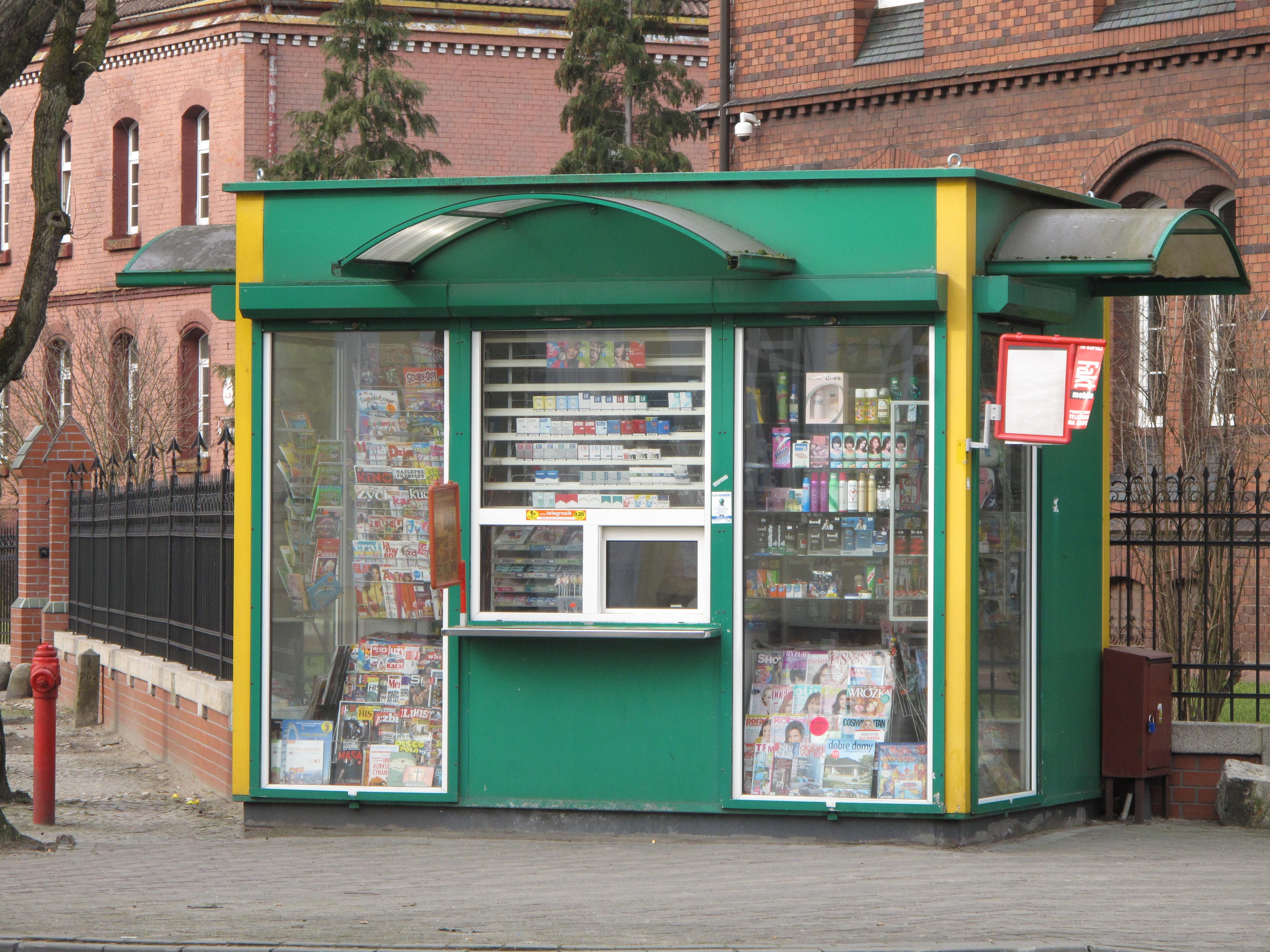 Kiosk Ruch