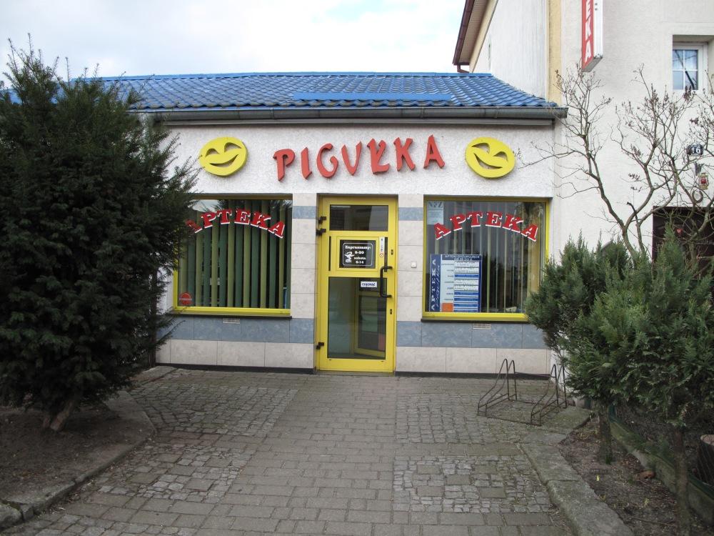 "Apteka ""Pigułka"""
