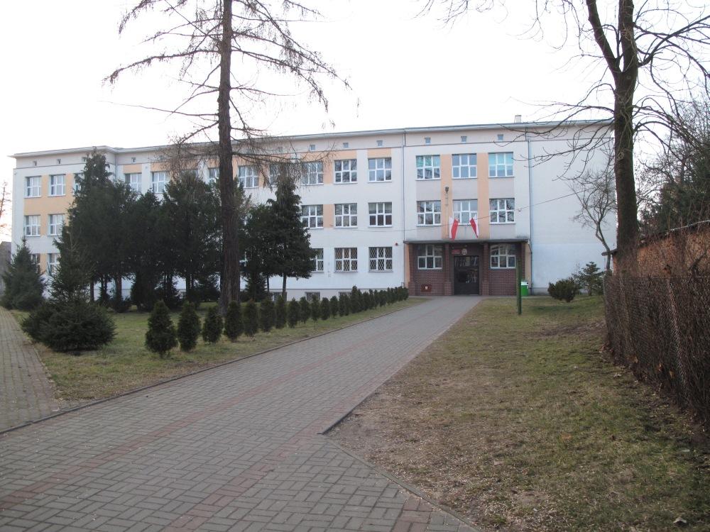 Gimnazjum nr 1 w Białogardzie im. Marii Skłodowskiej - Curie