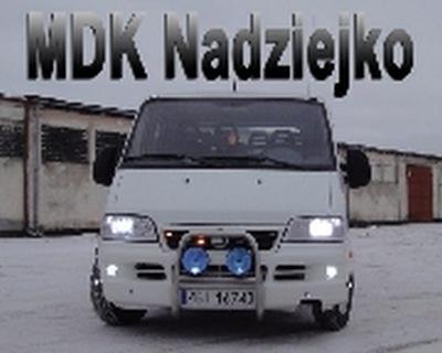 AUTOMOBIL MDK Nadziejko
