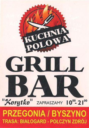 GRILL BAR KORYTKO - Kuchnia Polowa
