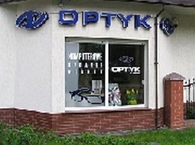 Optyk - Maciąg M.