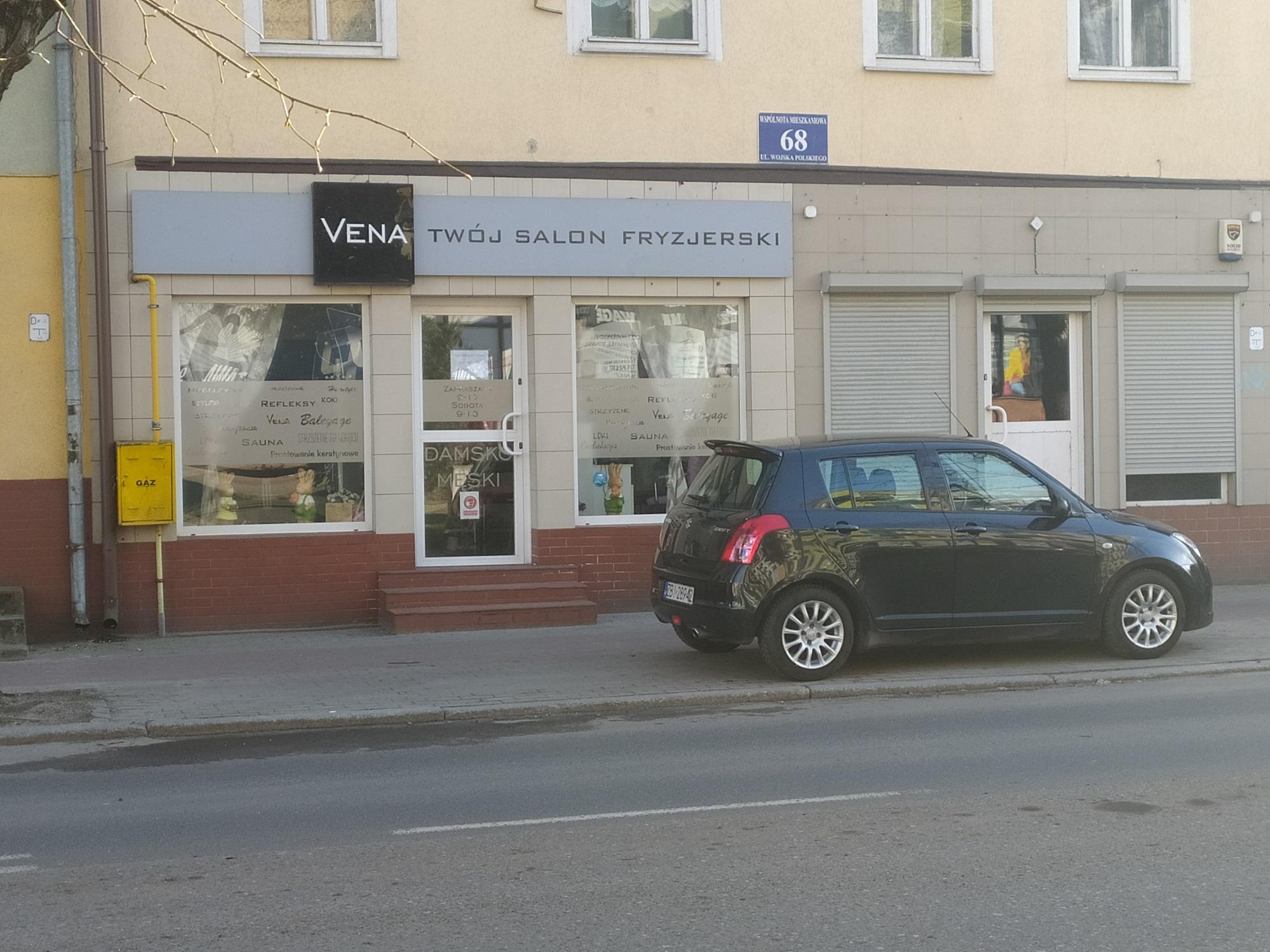 Salon fryzjerski Vena