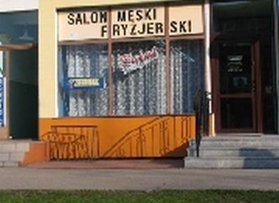 Zakład Fryzjerski Męski Rafed