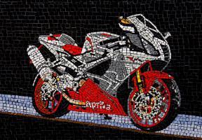 Mozaiki z kafelek - Andrzej Kosiński