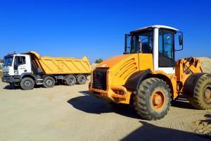 Stępień transport - usługi transportowo-budowlane