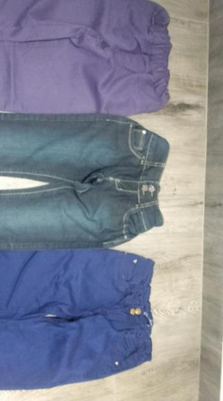 Jeansy rurki-skiny  młodzieżowe