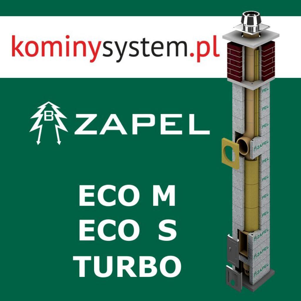 Komin Zapel Eco S fi 200 wysokość 6 mb transport 0