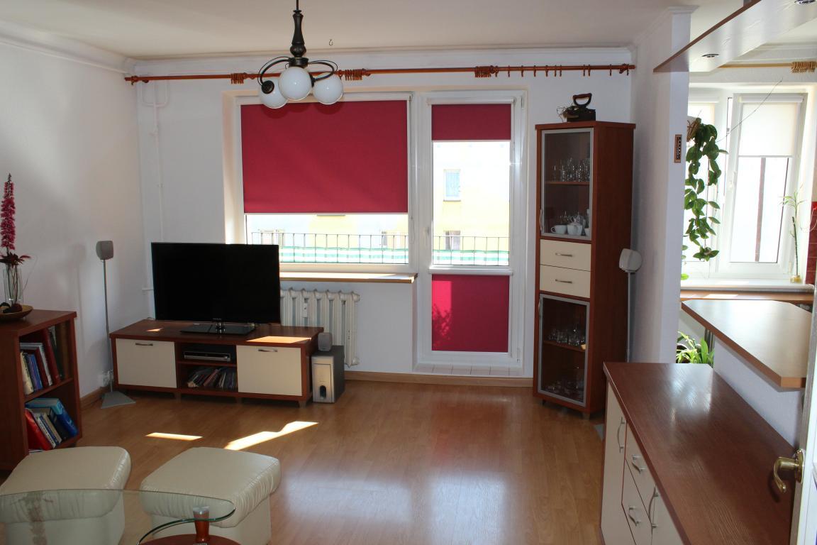 Mieszkanie 2 pokojowe, 52,13 m2, zadbane słoneczne