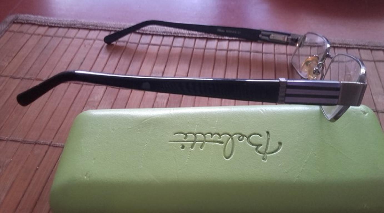 Okulary korekcyjne  męskie OP 1,5 OL 1,5