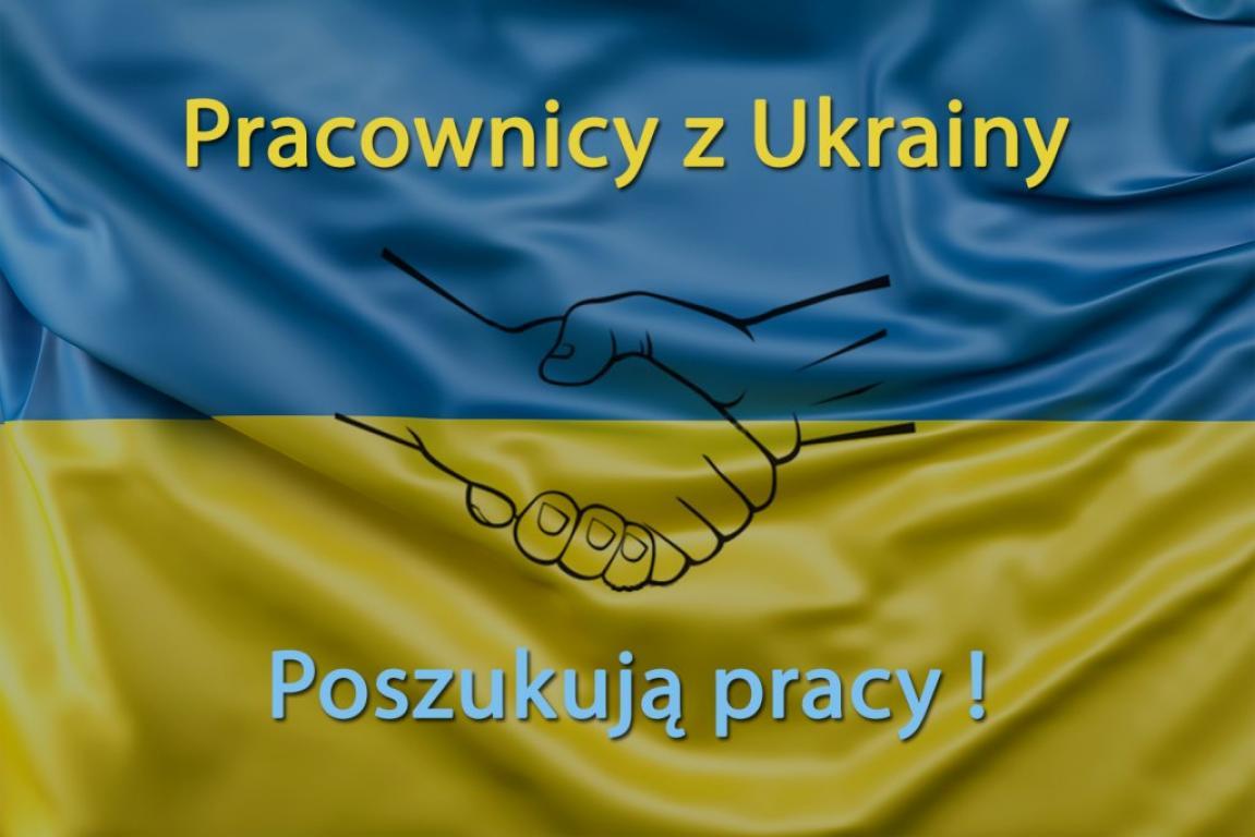 Pracownicy z Ukrainy szukają pracy - od zaraz !!