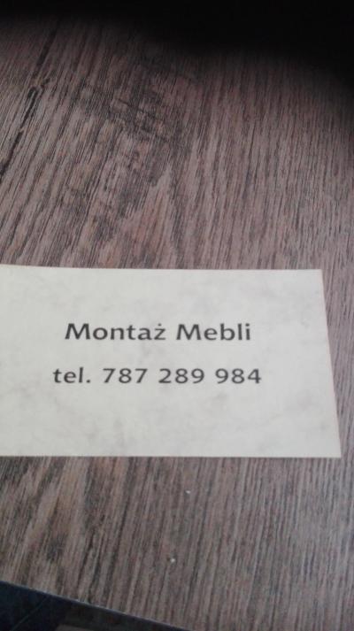 Profesionalny Montaż Mebli