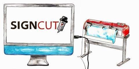 SignCut Pro1 sterownik do plotera tnącego LICENCJA