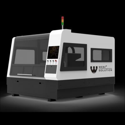 Weni Bodor 1313FL fibrowy ploter laserowy IPG-Rayc
