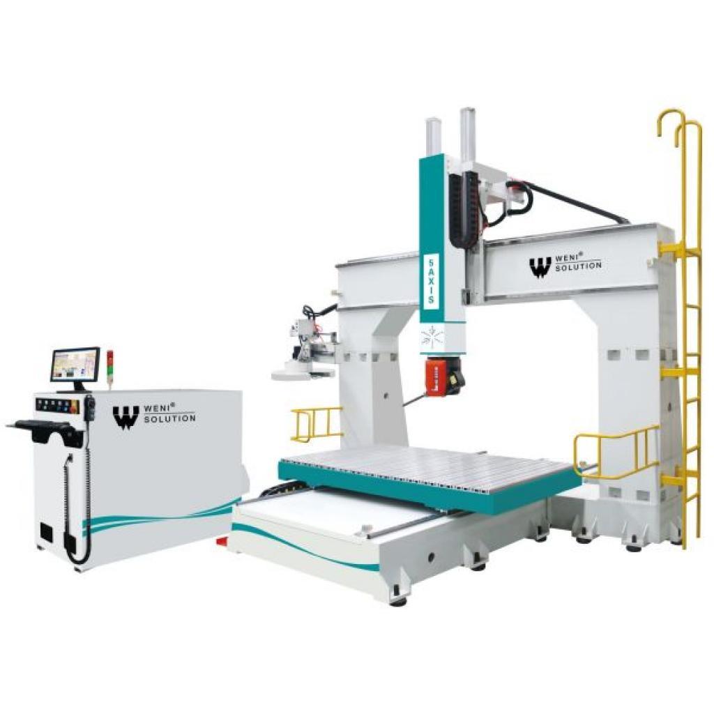Weni WSE09 - Frezarka - 5 osiowa CNC Ploter CNC fr